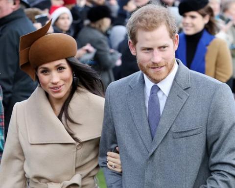Меган Маркл та Принц Гаррі вперше з'явились на публіці після весілля