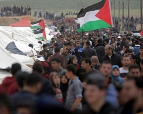 Сектор Гази: у нових сутичках загинув палестинець, ще близько сотні поранені