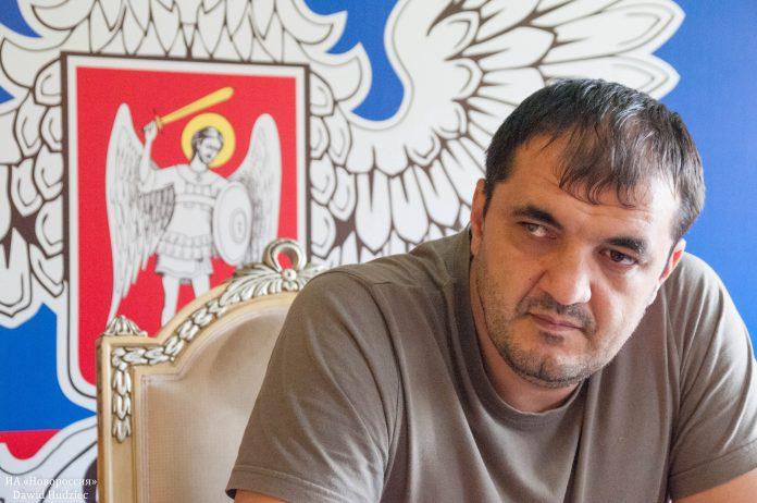 Появилось фото с места ликвидации главаря боевиков