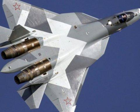 В США «разгромили» хваленые российские истребители