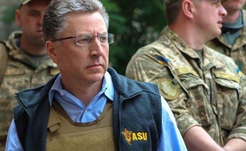 Жители Донбасса хотят завершения оккупации — Волкер