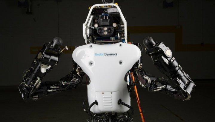 Boston Dynamics научила своего робота бегать