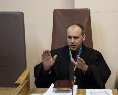 Скандальный украинский судья внезапно умер