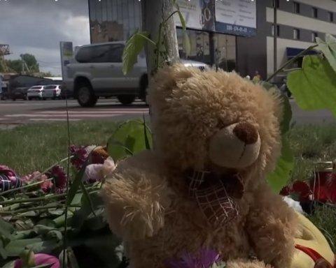 Страшное ДТП в Борисполе: копы спасли водителя от самосуда