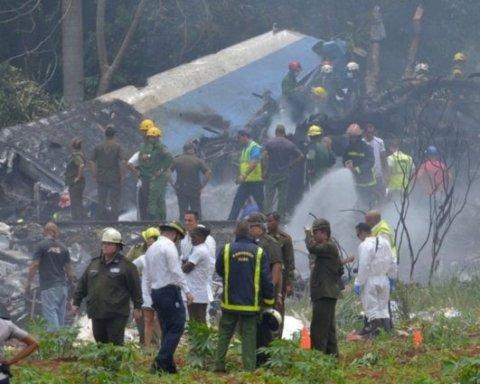 Авіакатастрофа Boeing на Кубі: ЗМІ повідомили про тих, хто вижив