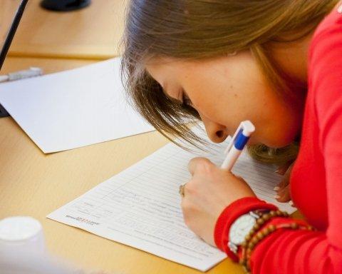 ВНО по украинскому языку и литературе: 157 человек не прошли тест