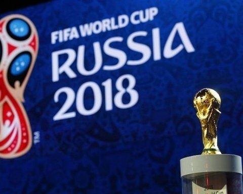 ФИФА показала официальную телезаставку к ЧМ-2018 по футболу (видео)
