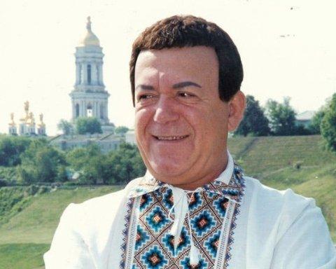 Кобзона лишили украинских наград, он возмущен