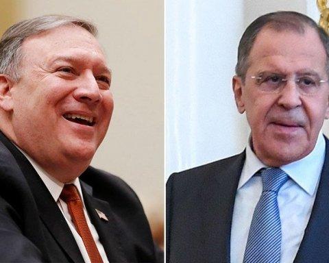 Лавров і держсекретар США обговорили майбутнє України