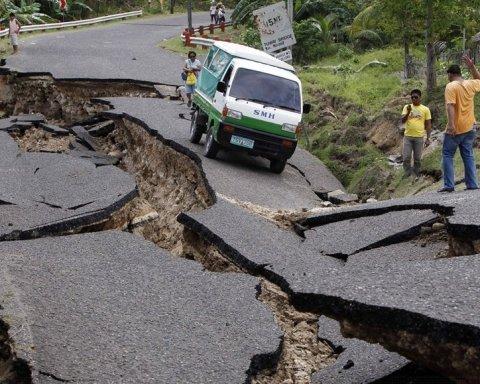 Потужний землетрус струсонув Філіппіни