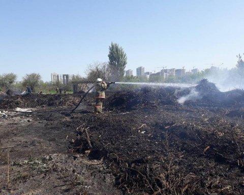 Смог у Києві: стали відомі причини