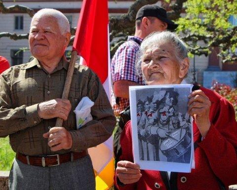 Марш пророссийских активистов сорвали в Одессе