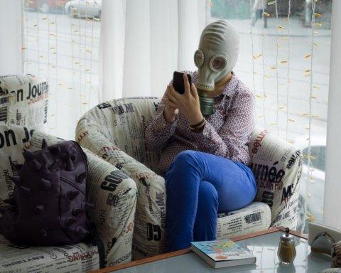 КГГА предлагает киевлянам не дышать до 4 июня