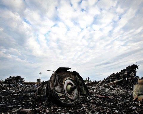 ЕС призвал Россию признать причастность к крушению МН17