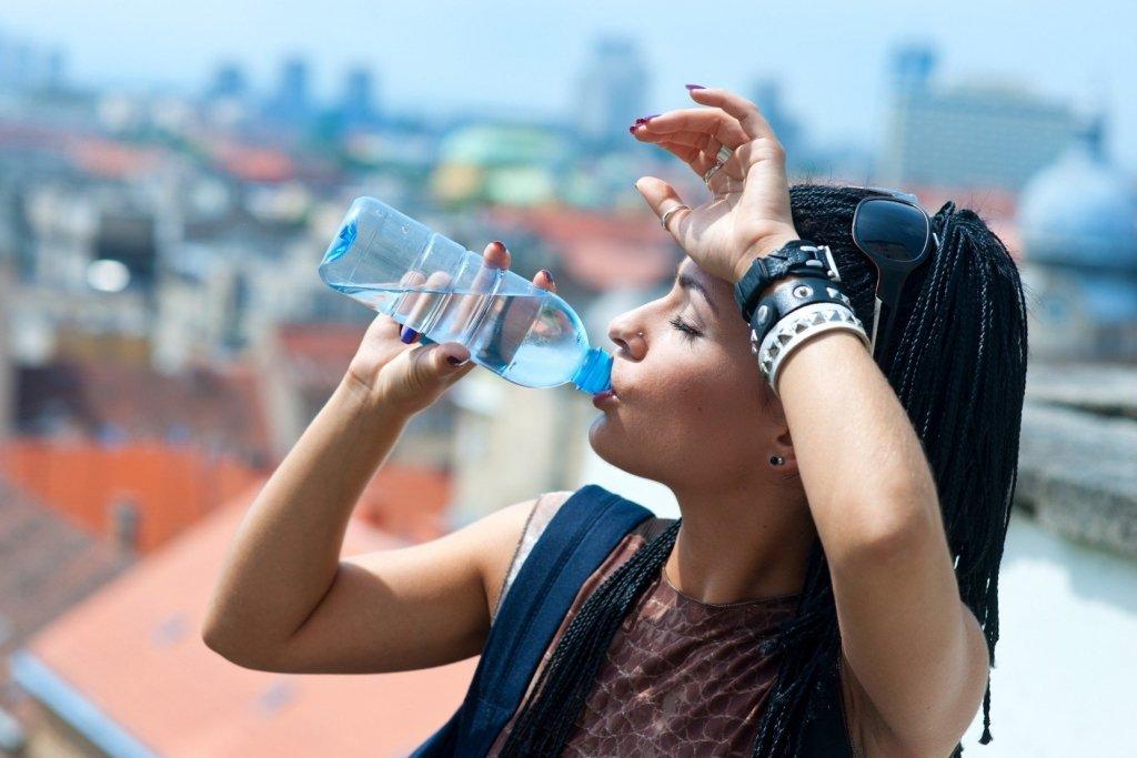 Как спасаться в жару