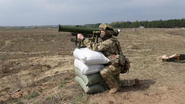 ВСУ на Донбассе получили оружие, более мощное, чем Джавелины (фото)