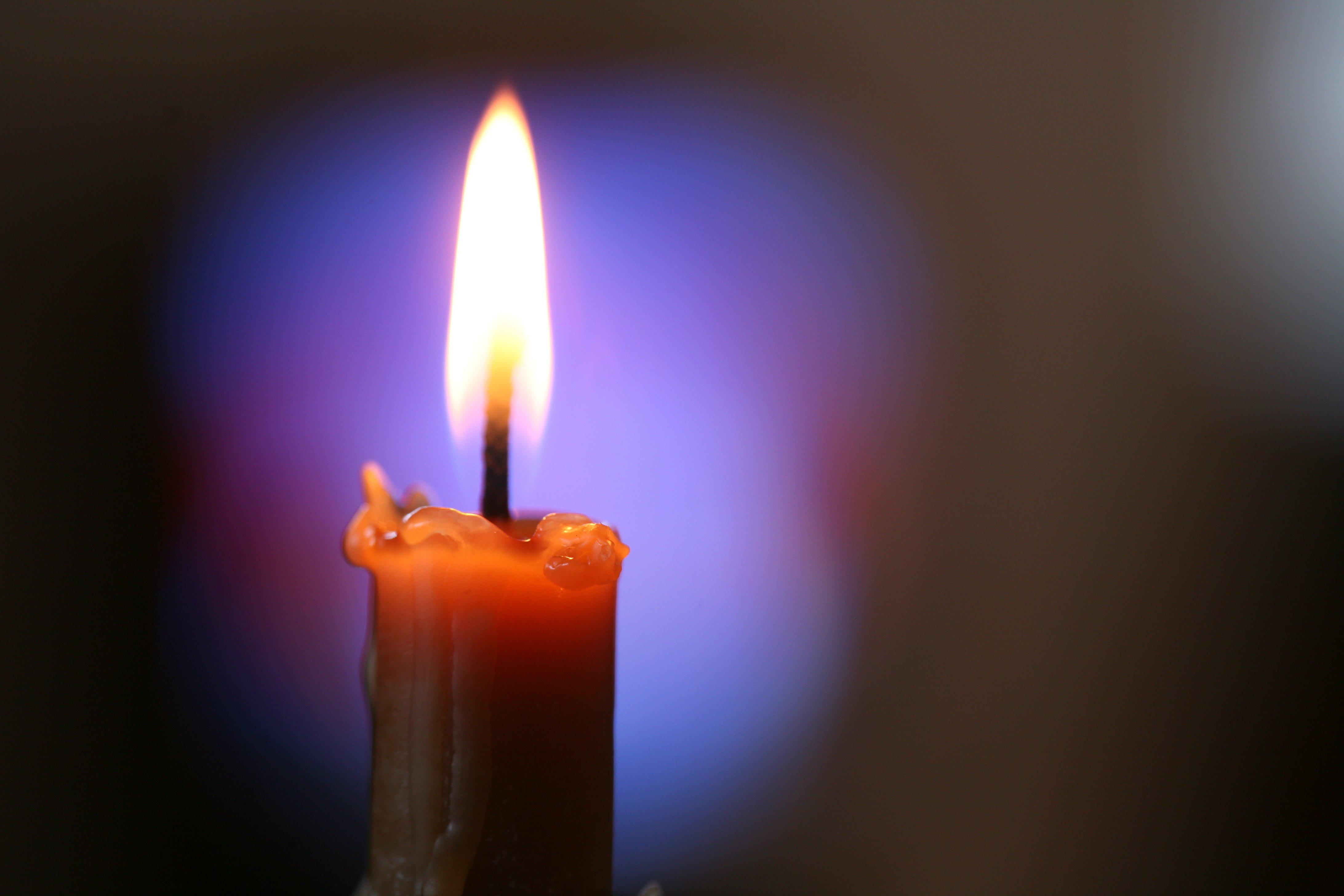свеча, память