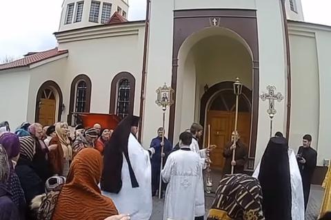 Напад на православний храм в Грозному: є загиблі і поранені
