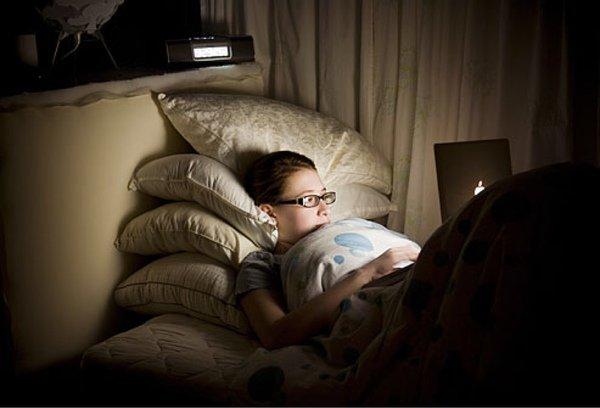 Любителі пізно лягати спати ризикують психічним здоров'ям