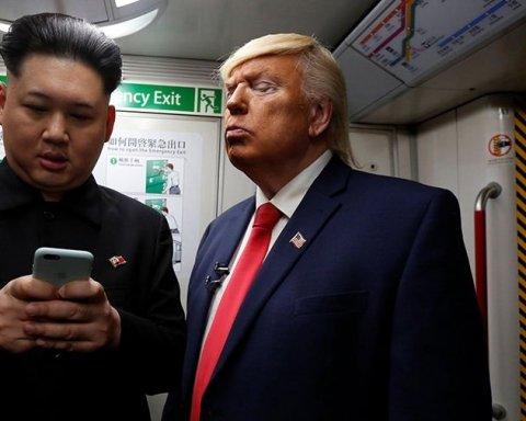 Трамп готов подумать о посольстве США в Пхеньяне