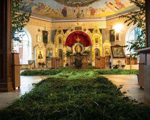 Троица 2020 в Украине: когда празднуют и сколько выходных