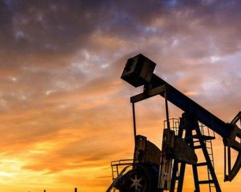 установка по добыванию нефти