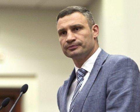 Кличко сделал заявление относительно дорог Киева