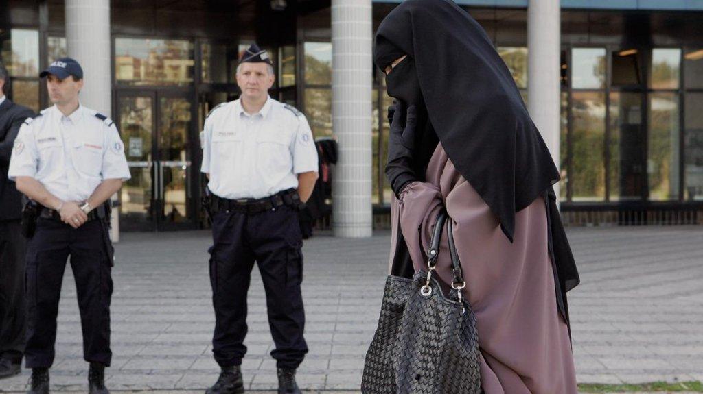 В Дании ввели штраф за хиджаб