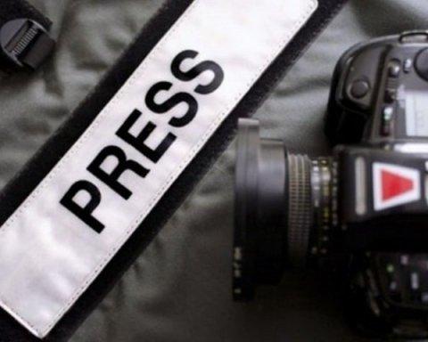 Журналіста Russia Today не впустили до Єлисейського палацу