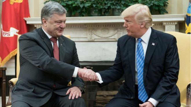 ЗМІ назвали суму, яку Порошенко заплатив зазустріч зТрампом