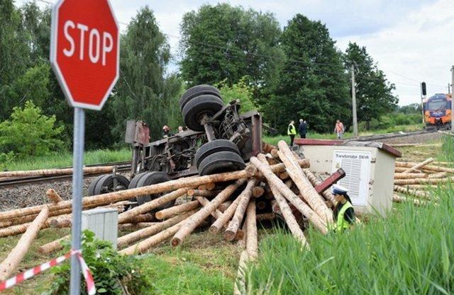 У Польщі поїзд зіштовхнувся з вантажівкою: понад 20 постраждалих