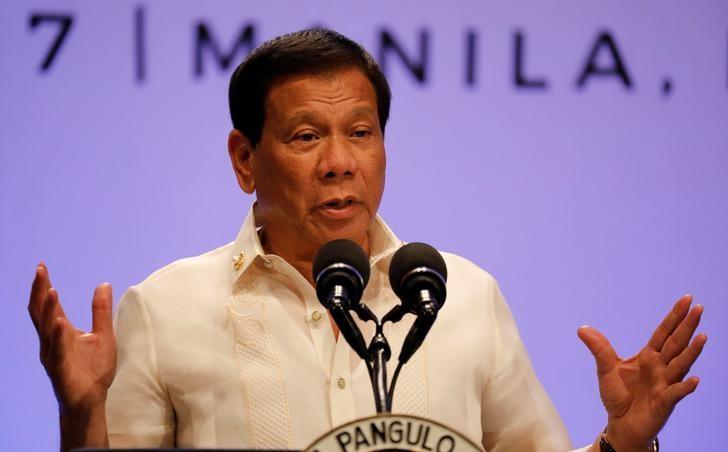 Президент Филиппин поставил странное условие относительно своей отставки