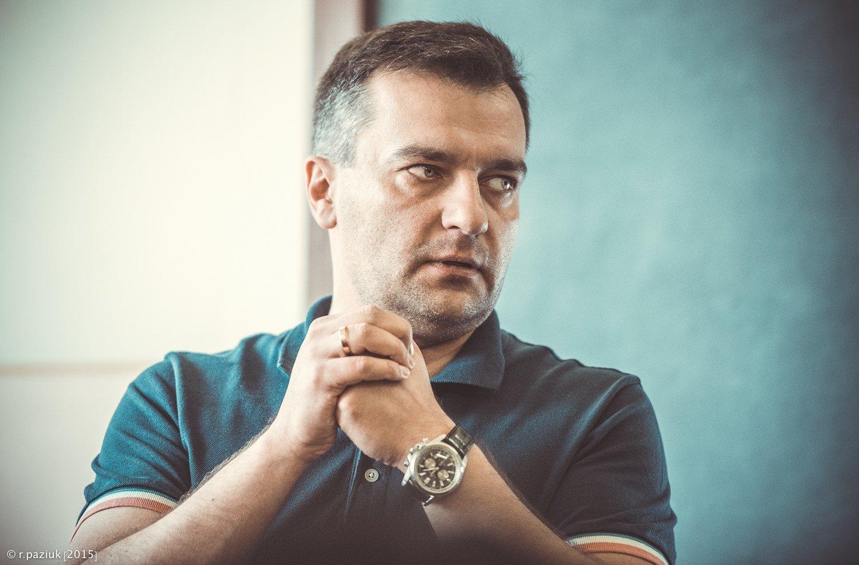 Дмитро Гнав заявив, що йде в політику