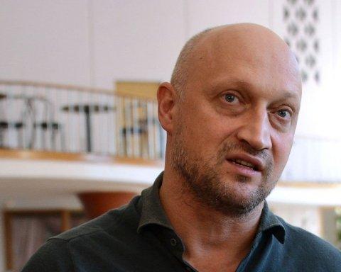 Актор Гоша Куценко поповнив базу даних Миротворця