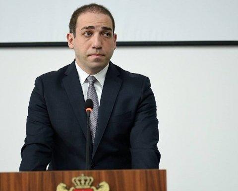 Головний прокурор Грузії йде у відставку через масові заворушення