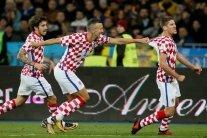 Сборную Хорватии радостно встретили на Родине