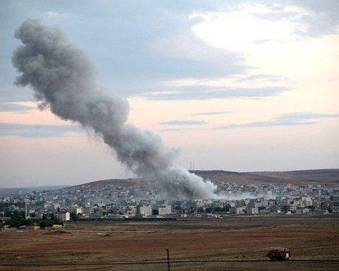 Самолеты РФ ударили по городу с противниками Асада — правозащитники