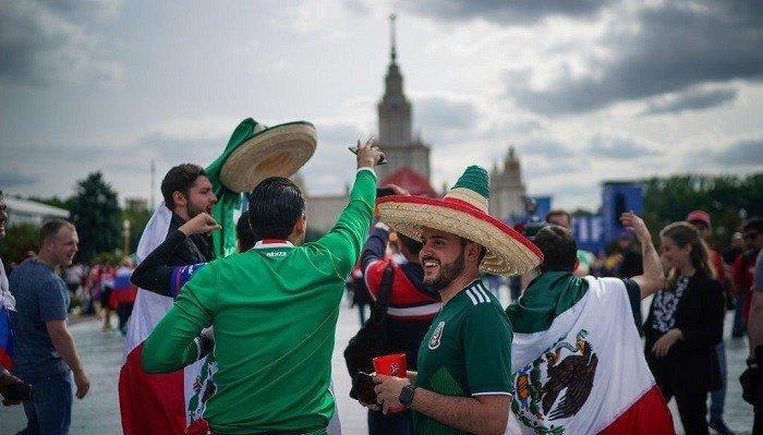 Мексиканский болельщик «растворился» после свидания с россиянкой