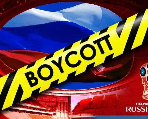 Правительство Финляндии будет бойкотировать ЧМ-2018