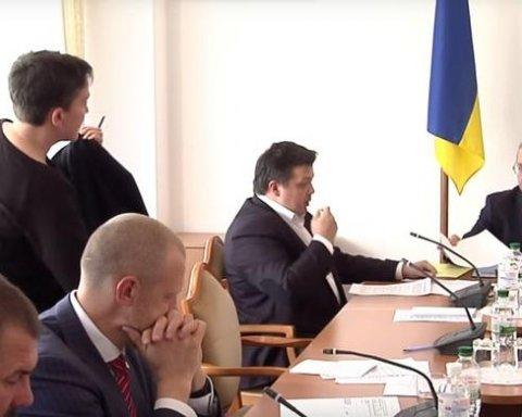 Савченко просит СБУ проверить связь Пашинского с Путиным
