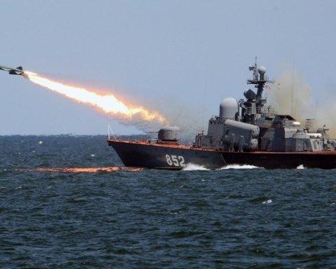 В Минобороны заявили об активизации РФ в Азовском море