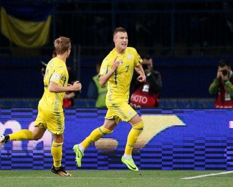 Україна-Албанія. Команда Андрія Шевченка розгромила суперника в товариському матчі