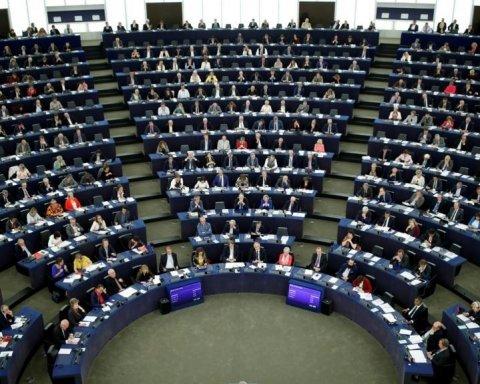 Европарламент одобрил выделение одного миллиарда для Украины