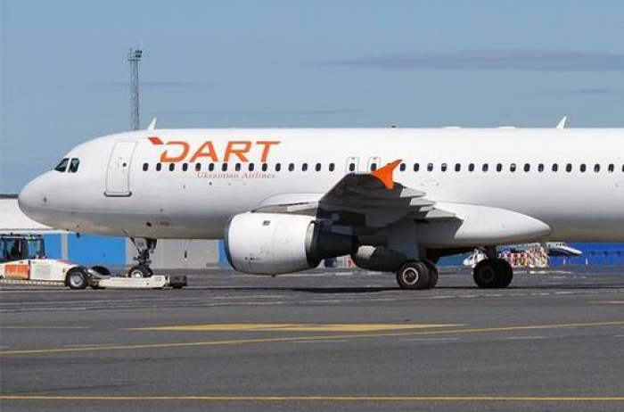 Украинская авиакомпания DART Airlines попала под санкции США