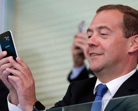 Медведев опозорился на весь мир во время ЧМ-2018