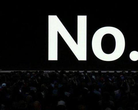 После презентации Apple в сети появился новый мэм «No»