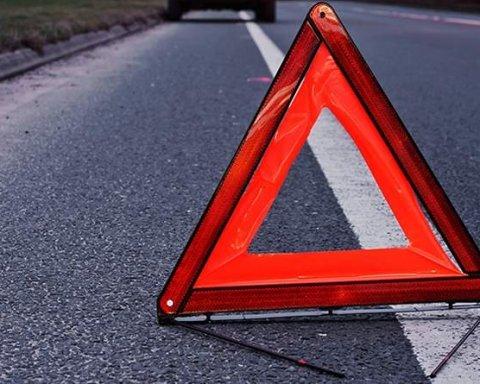 В Днепре произошло ДТП при участии маршрутки: есть пострадавшие