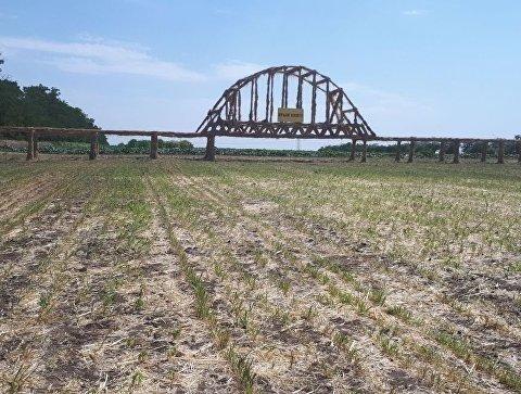 В РФ построили «запасной» Керченский мост