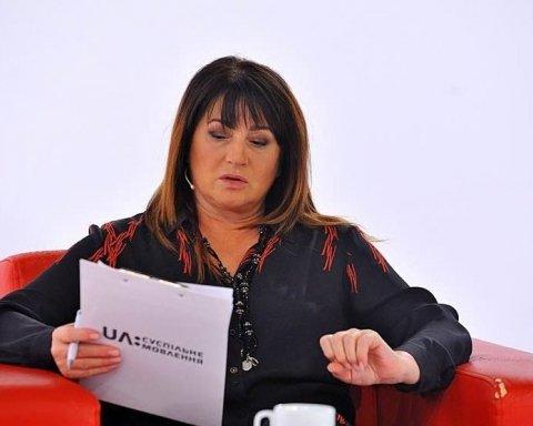 Ольга Герасим'юк заявила, що йде у відставку