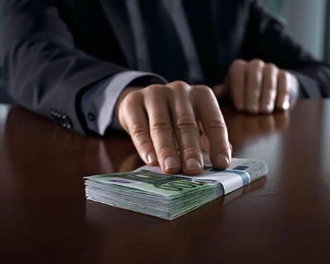 Чиновник попался на взятке, но уволился и заплатил штраф бюджетными деньгами